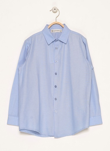 Morhipo Kids Basic Gömlek Mavi